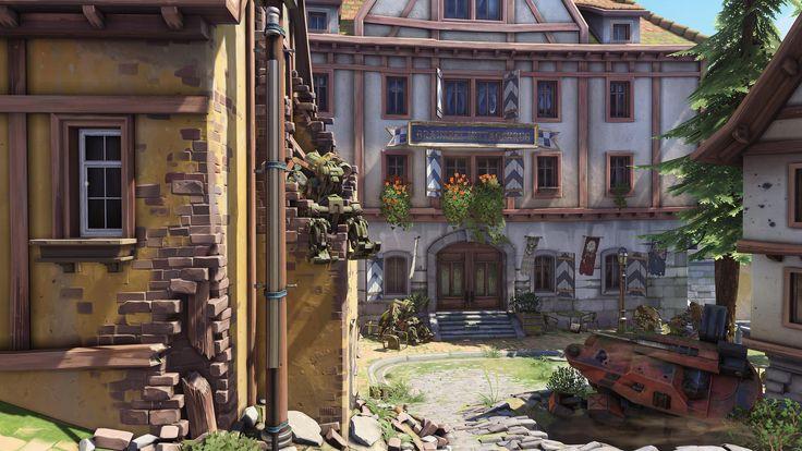 Overwatch | by GameVogue