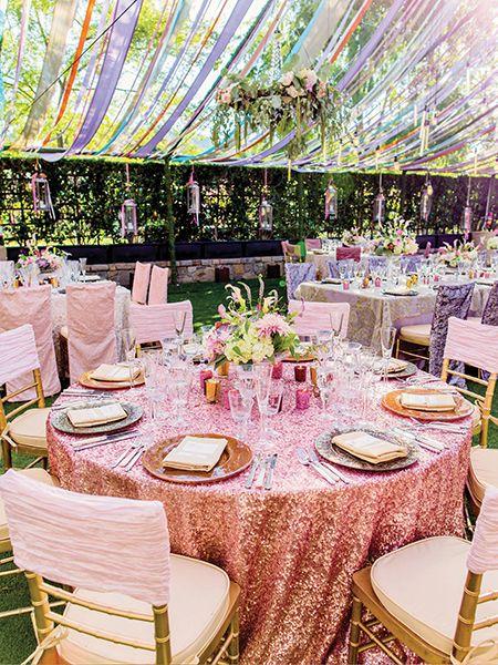 10 Fresh Ideas for Your Wedding Color Palette
