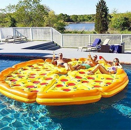 1000 ideas sobre flotadores de piscina en pinterest