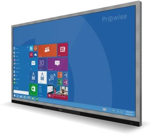 """Prowise Display 84"""" ProLine Multitouch UHD ProWrite - Prowise Monitor Multitouch - Display Multitouch - Displays   WS Spalluto GmbH - Onlineshop"""