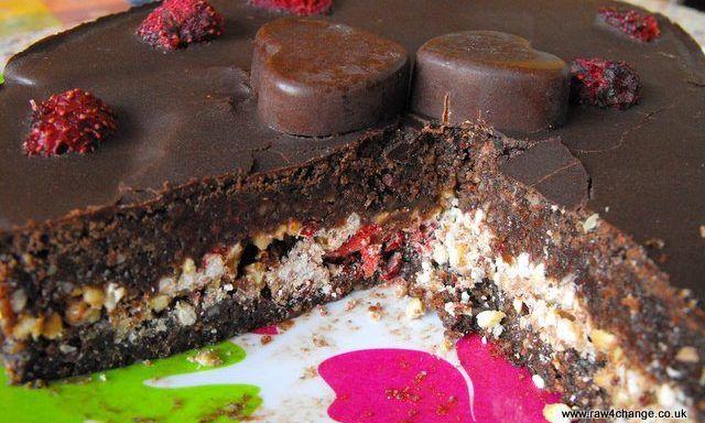 Summer Love Crunch Cake