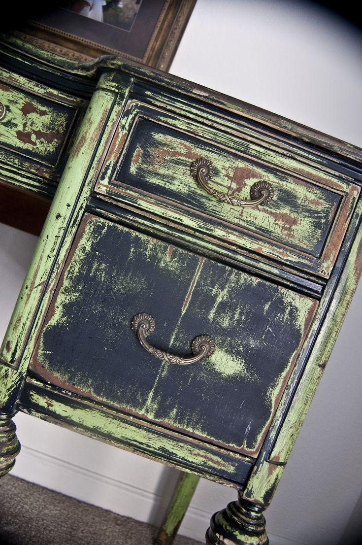 551 East Furniture Design: Bohemian Vanity