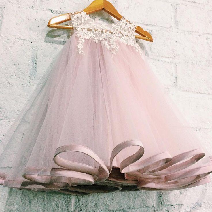 Keira dress -soft pink- #bestseller #happychildren #honeybeekids #honeybee_kids