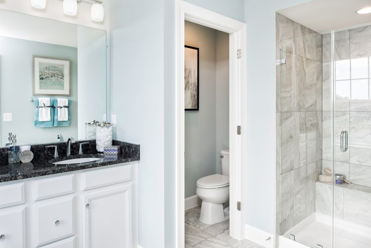 76 best stanley martin owner 39 s bathrooms images on for Best bathrooms on the road