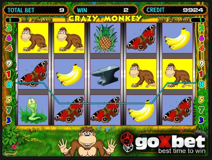 Онлайн игры игровые автоматы обезьянки