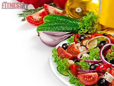Mediterranean Diet Decreases Cholesterol