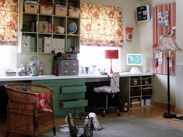 Creative Home Office Ideas: 234 Best Images About HOME Cleaning & Organizing On