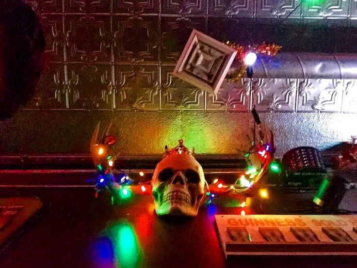 """""""Has this fellow no feeling of his business that he sings at grave-making?"""" -from Hamlet by William Shakespeare . . . . .#chandeliersanonymous #hamlet #shakespeare #gayboy #billyshakes #philly #philadelphia #theater #theatre #actor #acting #plays #directing #drama #stage #lights #xmas #christmas #merrychristmas #merryxmas #christmaslights #death #skull #gravedigger #claudius #ophelia"""
