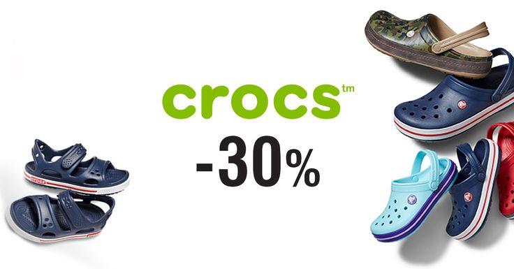 Ανακάλυψε τα νέα σχέδια της #Crocs που θα καλύψουν κάθε ανάγκη! 💥Στο #Crocs Z-flash μέχρι την 1/06 θα βρεις τη νέα Συλλογή με έκπτωση ως -30%!!