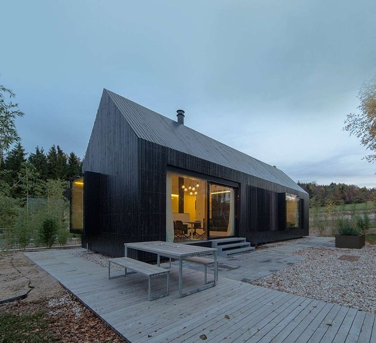 Longhouses by Format Elf Architekten