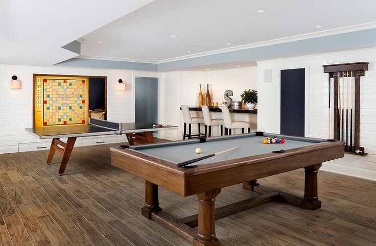 Best 25 Attic Game Room Ideas On Pinterest