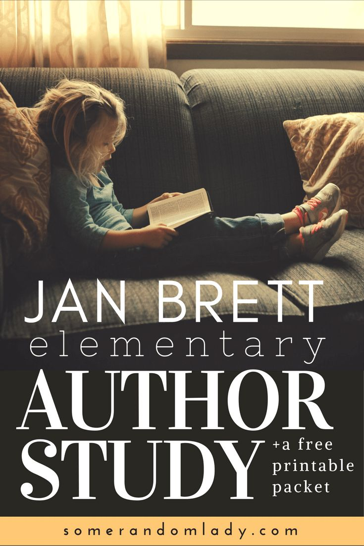 Book-based unit study. Find books and activities, meet the author, and download your free printable.