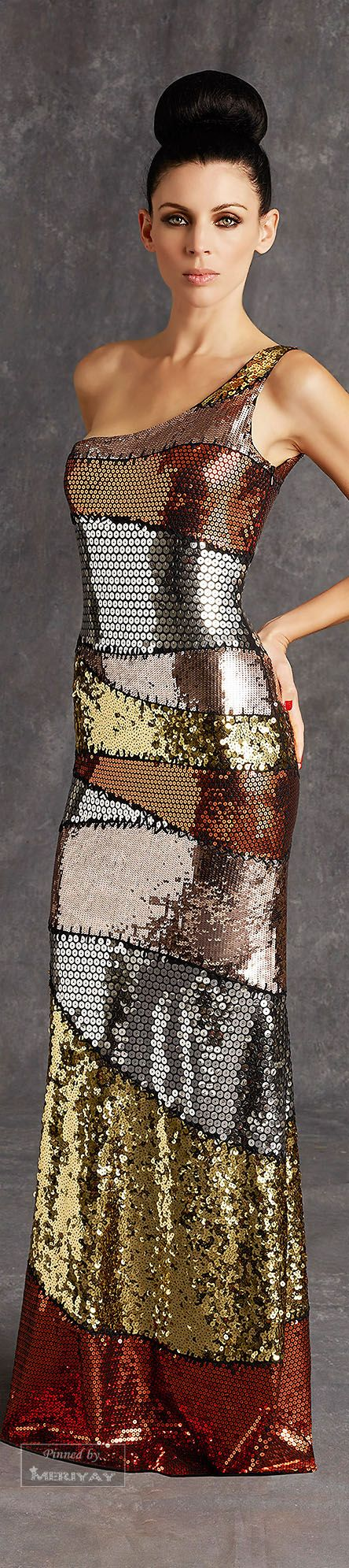 Time To Shine - Sparkle Couture Gown