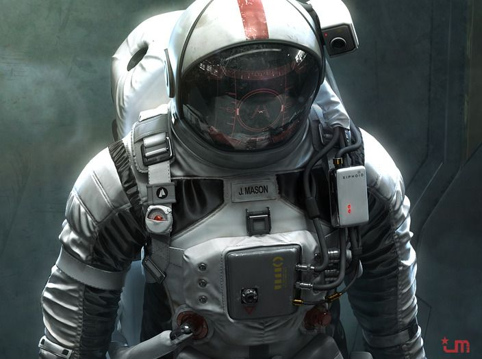 astronaut space suit - photo #31