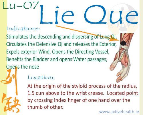 Lie Que | Active Health Foundation