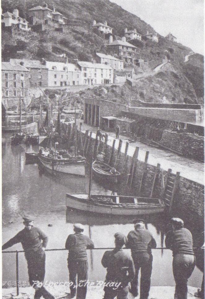 POLPERRO HISTORY,Cornwall