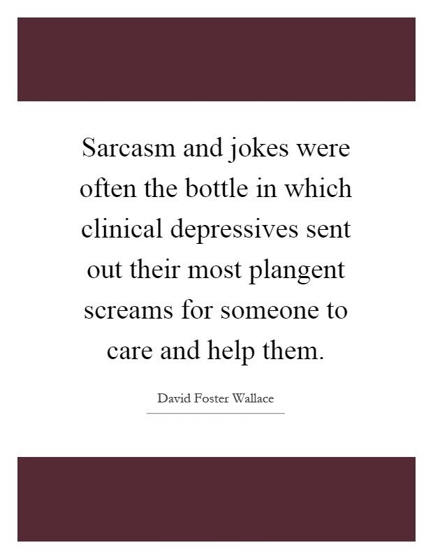 David Foster Wallace                                                       …