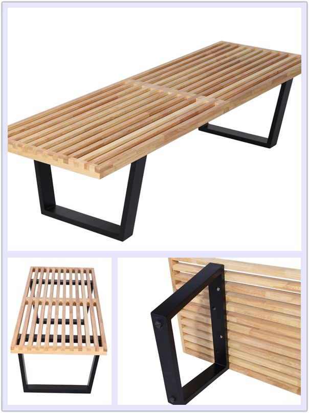 mlf george nelson platform bench 3 sizes only 169 of 4