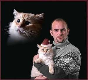 i realize now that ppl do some really weird stuff with their cats
