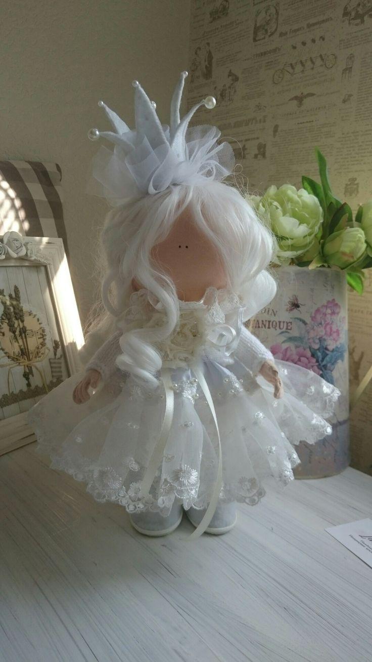 My darling princess.  https://www.etsy.com/shop/DollsLenaBergova