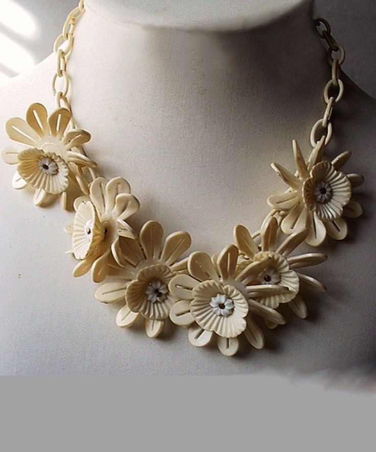 202 Best Images About Plastic Vintage Jewelry On Pinterest