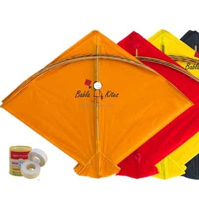 40 Colour Indian Fighter Cheel Kites  + Free Shipping india