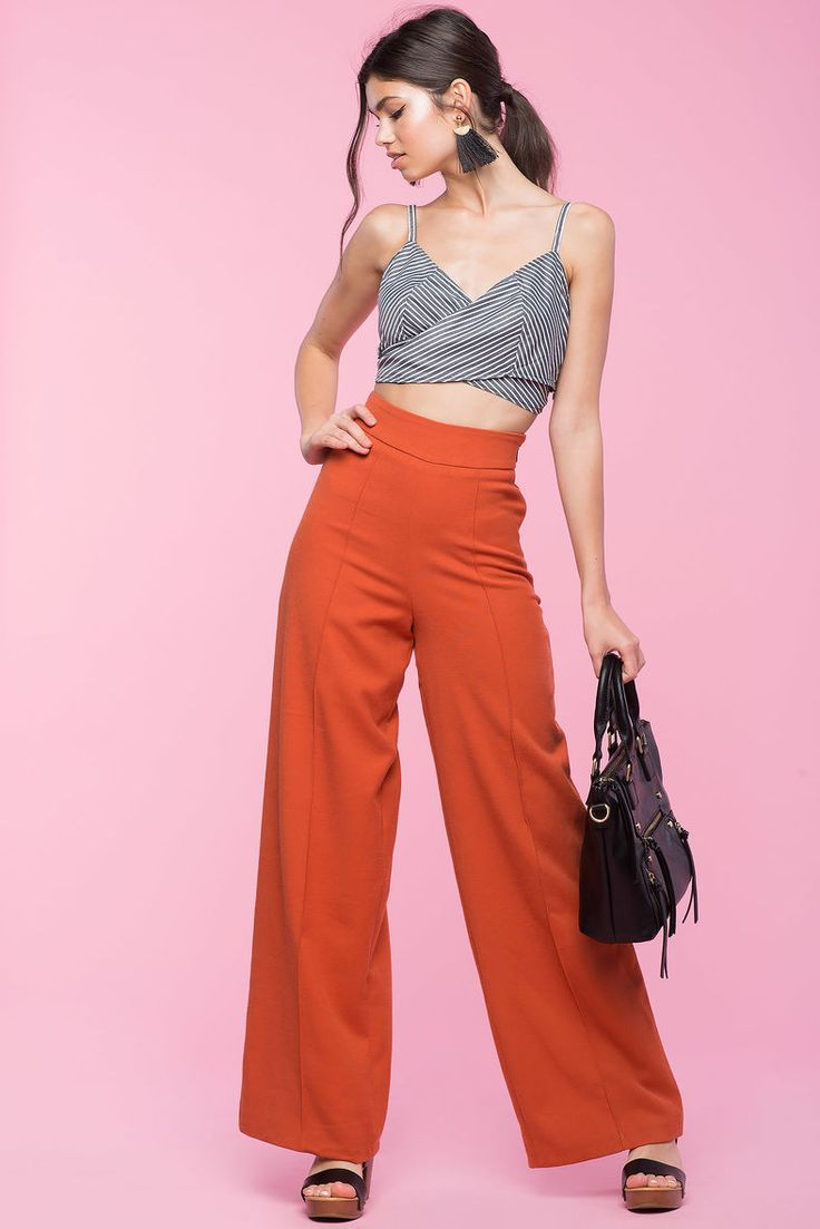 Double Crossed Crop Cami ***Style Idea: Cut up old oversized/unused shirts (Great for social dancing)