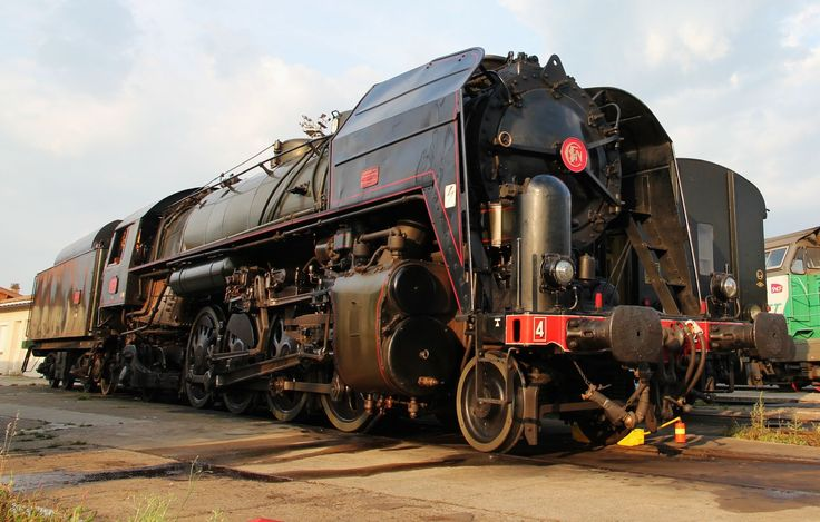 Locomotive à vapeur 141 R 1126 'Bordeaux-Soulac 1900', juin 2011