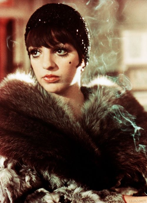Liza Minnelli in Cabaret, 1972. Contributed to the retro trend of the early 70's