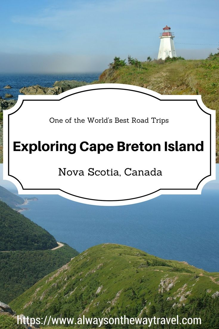Canada travel destinations: Cape Breton is known to be one of the world best road trips and places to live. Here are some highlights of this road trip.