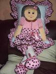 Мобильный LiveInternet Детские подушки-куклы с росписью акриловыми красками. Шаблоны | Марриэтта - Вдохновлялочка Марриэтты |