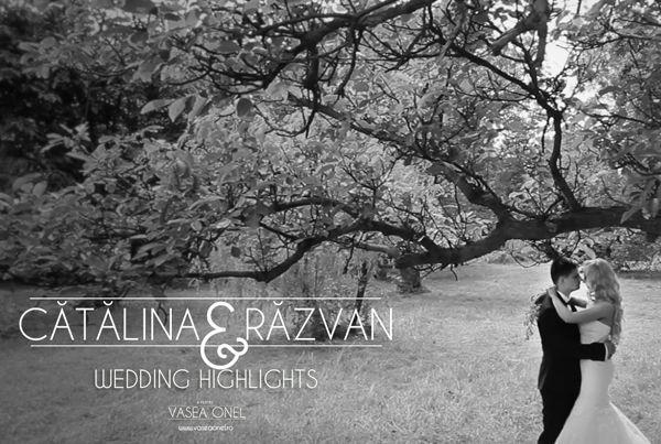 Cătălina & Răzvan – wedding highlights