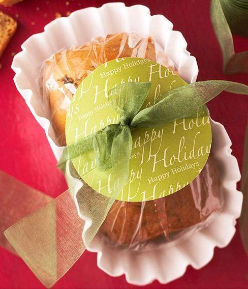 Ideas para regalar galletas y dulces navideños