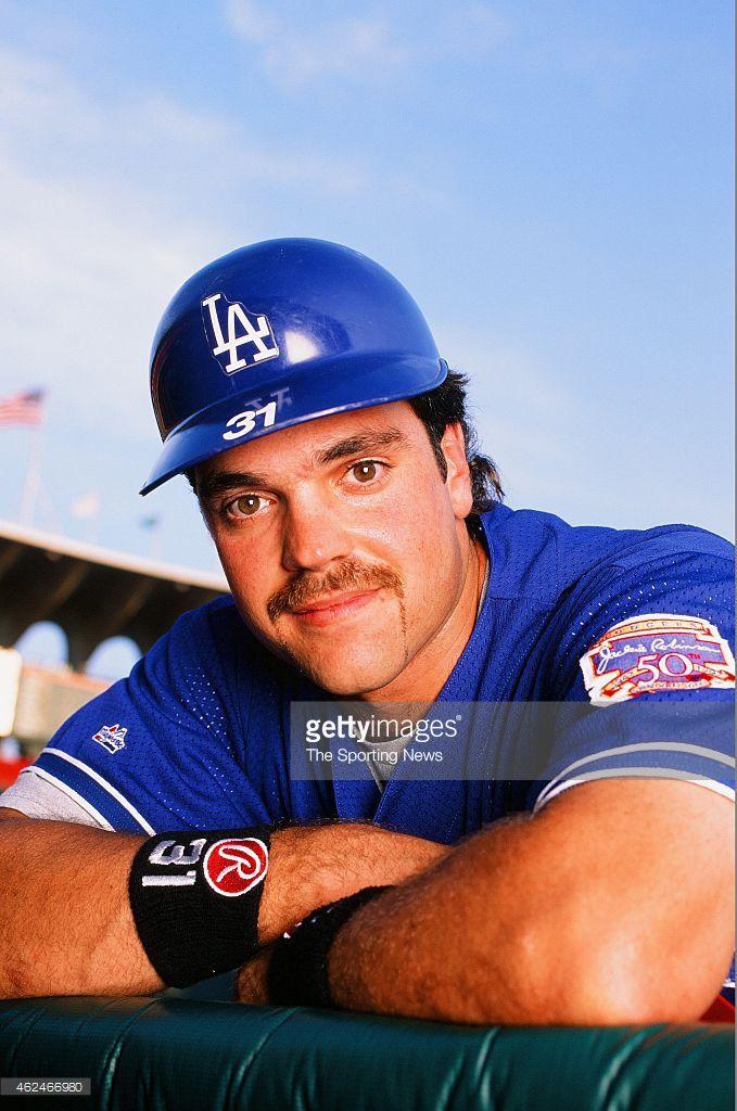 Baseball God, Hall of Famer, Mike Piazza.