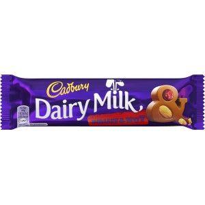 #Cadbury Dairy Milk Fruit & Nut #Chocolate 49g