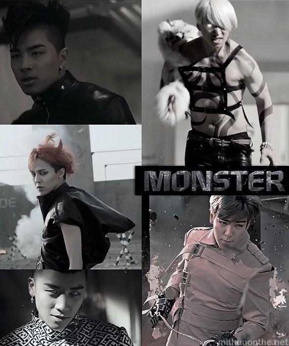 "Big Bang ""Monster"" review http://mithunonthe.net/2012/06/04/kpop-review-monster-like-this-to-you-my-way/ #bigbang #kpop #koreanboys"
