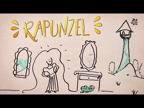 Rapunzel | CANCIÓN Parodia | Destripando la Historia - VER VÍDEO -> http://quehubocolombia.com/rapunzel-cancion-parodia-destripando-la-historia    ¿Sabías que el cuento original de Rapunzel, de los hermanos Grimm, no tiene nada que ver con la historia que todos conocemos?  ¡Descubre como es la verdadera historia de esta princesa Disney en esta divertida canción! ¡Escucha esta y otras canciones en Spotify! ¡Consigue nuestras camisetas!...