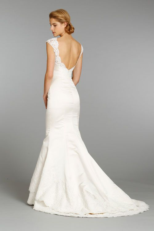 Bridal Gowns, Wedding Dresses by Alvina Valenta - Style AV9361