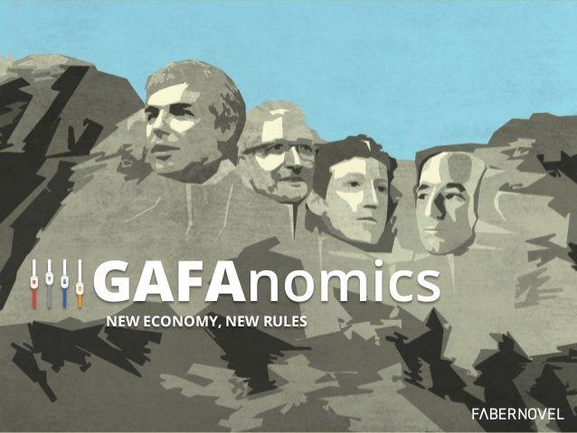 Los GAFA hacen de la innovación empresarial un eje fundamental para el éxito y la supervivencia de cada empresa. ¿Sabes cómo te influyen?