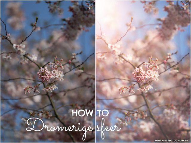 How To: dromerige sfeer maken in Photoshop