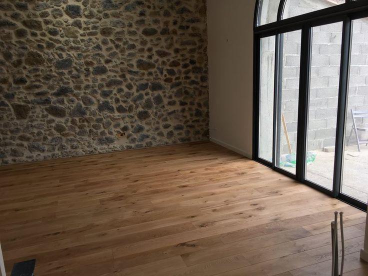 les 63 meilleures images du tableau parquet ch ne naturel sur pinterest. Black Bedroom Furniture Sets. Home Design Ideas