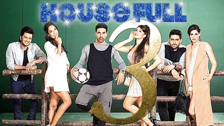 Housefull 3 Download 2016 Hindi Desi HD Movie Torrent