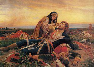 """Kosovo Maiden""......Battle of Kosovo 1389"