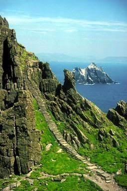 Stairway to Heaven, Ireland