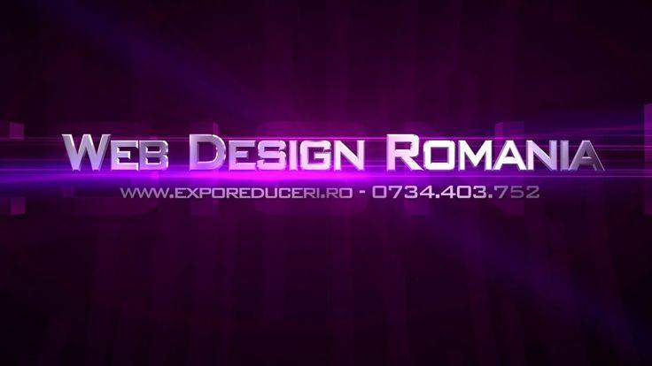 WEBSITE la un pret CORECT si AVANTAJOS  Solicita acum oferta personalizata! office@exporeduceri.ro, 0734403752 http://exporeduceri.ro #webdesign #website #promovare #publicitate #clipvideo #Romania #magazinonline