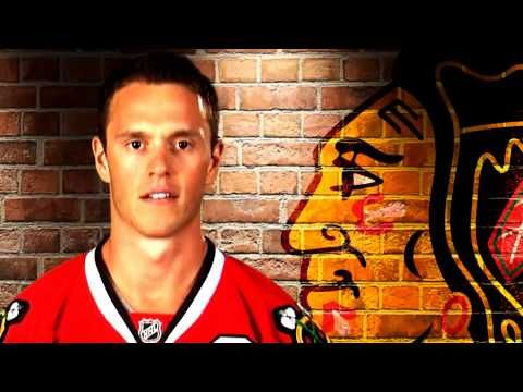 Jonathan Toews shares some serious tips about watching a game at the United Center.