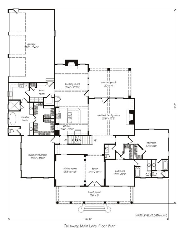 17 best images about house plans on pinterest craftsman for Keeping room house plans