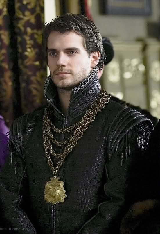 Henry Cavill as Charles Brandon in 'The Tudors'