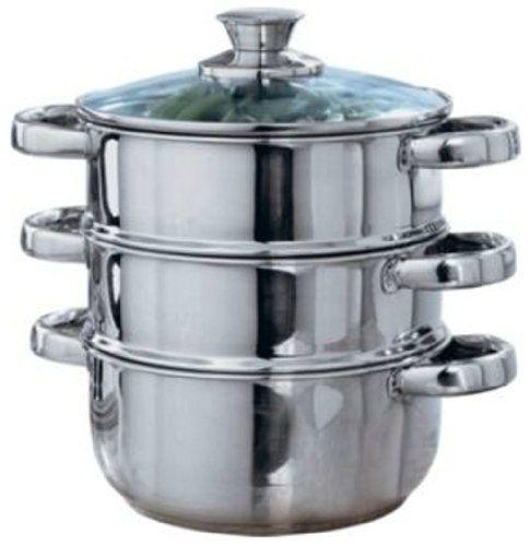 Cookworks 3 Tier Steamer 18 CM Diameter With Lid - Stainl... https://www.amazon.co.uk/dp/B006WQGCA8/ref=cm_sw_r_pi_dp_dc1Dxb2YBC3QK