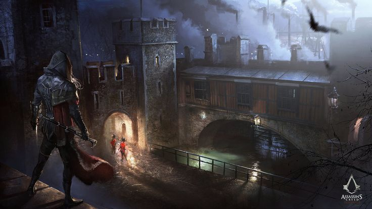 Assassin's Creed: Syndicate Evie and Traitor's Gat by daRoz on DeviantArt